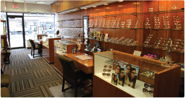 Cliffside Park Optical Store